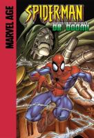 Spider-Man in Marked for Destruction by Dr. Doom!