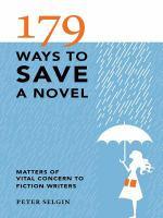 179 Ways to Save A Novel