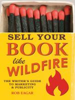 Sell your Book Like Wildfire