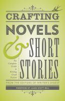 Crafting Novels & Short Stories