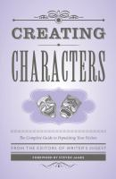Creating Characters