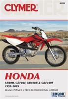 Clymer Honda XR80R, CRF80F, XR100R, & CRF100F, 1992-2009