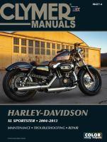 Clymer Manuals
