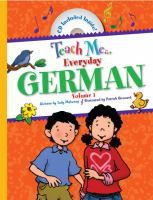 Teach Me-- Everyday German