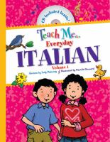 Teach Me-- Everyday Italian