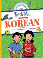 Teach Me Everyday Korean