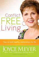 Conflict-free Living