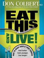 Eat This and Live!