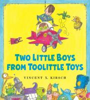 Two Little Boys From Too Little Toys