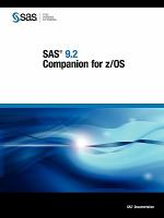 SAS 9.2 Companion for Z/OS
