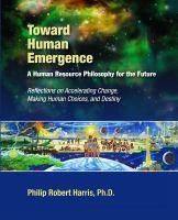 Toward Human Emergence
