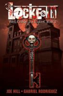 Locke & key Vol 1  Welcome to Lovecraft