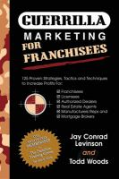 Guerrilla Marketing for Franchisees