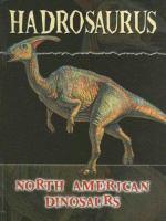 Hadrosaurus (North American Dinosaurs)