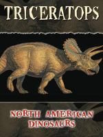 Triceratops (North American Dinosaurs)