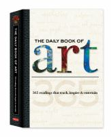 Daily Book of Art
