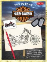 How to Draw Harley-Davidson Motorcycles