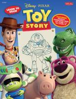 Learn to Draw Disney/Pixar Toy Story