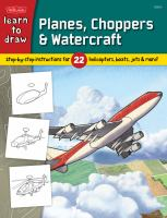Planes, Choppers & Watercraft