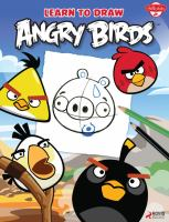Learn to Draw Angry Birds