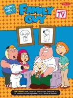 Learn to Draw Family Guy