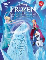 Learn to Draw Disney Frozen