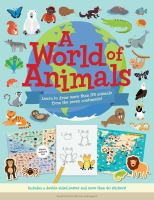 A World Of Animals: Learn To Draw More Than 175 Animals From The Seven Continents!