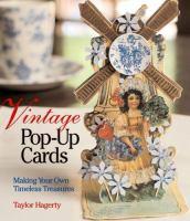 Vintage Pop-up Cards