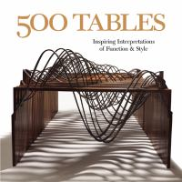 500 tables book cover