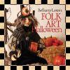 Bethany Lowe's folk art Halloween.