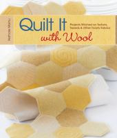 Quilt It With Wool