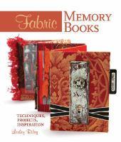 Fabric Memory Books