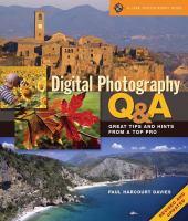 Digital Photographer's Problem Solver