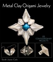 Metal Clay Origami