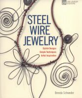 Image of the book Steel Wire Jewelry