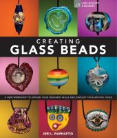 Creating Glass Beads book cover