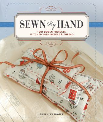 Sewn by Hand book cover