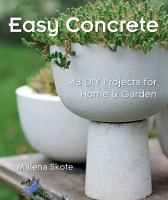 Easy Concrete