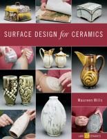 Surface Design for Ceramics