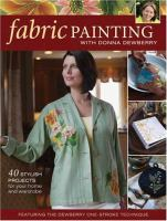 Fabric Painting With Donna Dewberry