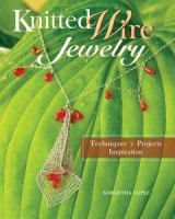 Knitted Wire Jewelry