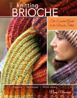 Knitting Brioche