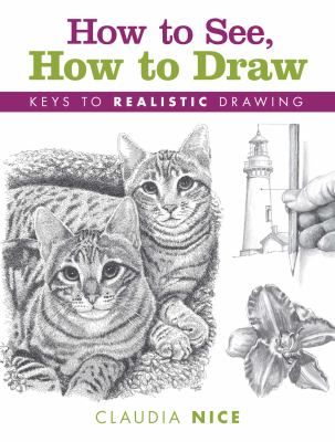 Cover image for How to See, How to Draw
