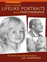 How to Draw Lifelike Portraits From Photographs