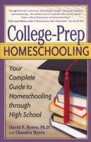 College-prep Homeschooling