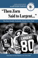 Then Zorn Said to Largent