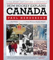 How Hockey Explains Canada