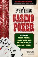 Everything Casino Poker