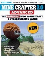 Minecrafter 2.0 Advanced