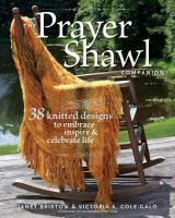 The Prayer Shawl Companion